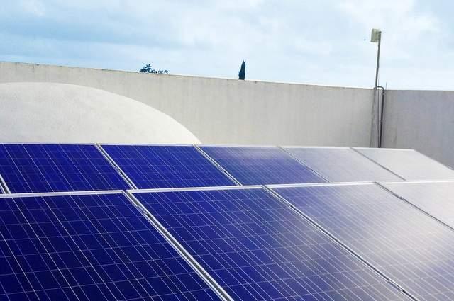 Casa riscaldamento solare