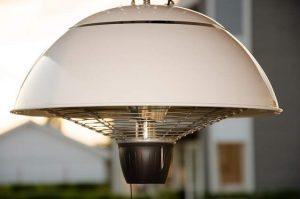 Lampada riscaldante esterno