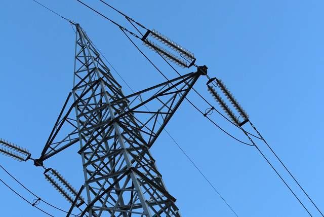 Traliccio elettricità