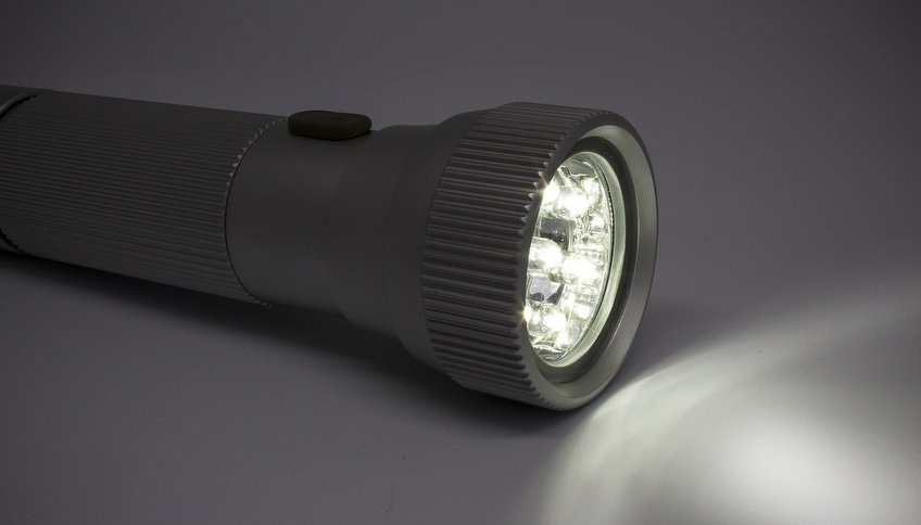 Torcia LED
