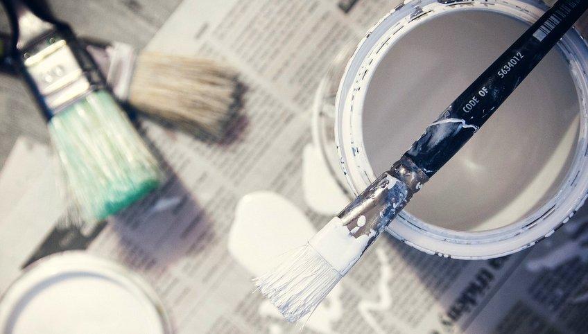 Pittura bianca