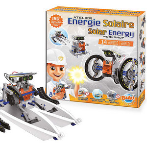 BUKI 7503 Energia Solare 14 in 1