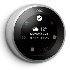 Nest Learning Thermostat 3rd Generation by Nest Labs