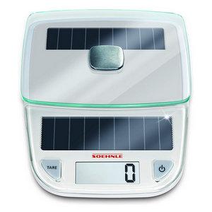 Soehnle Easy Solar White Bilancia da Cucina Digitale