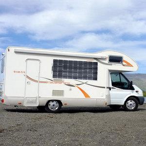 XINPUGUANG Kit Pannello Solare 200 w 2 pz 100 w 18 v pannelli solari flessibile per camper