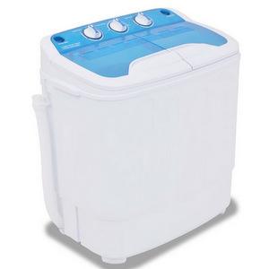 vidaXL Mini Lavatrice a Vaschetta