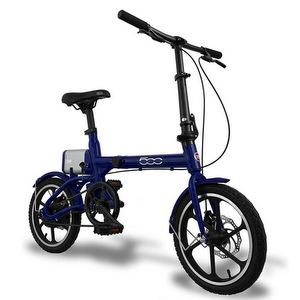 Fiat F16 Bicicletta Pieghevole Unisex Adulto