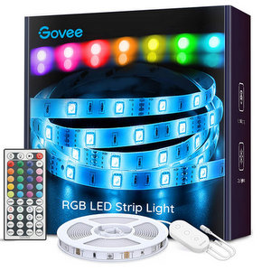 Govee Striscia LED 20 Colori 6 Modalità