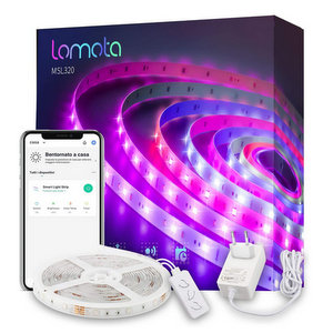 Lomota Striscia LED smart 5M