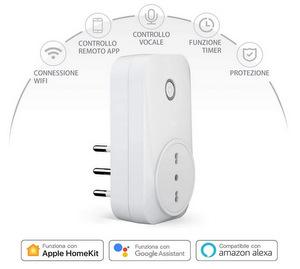 Meross Presa Intelligente Italiana Smart Plug WiFi