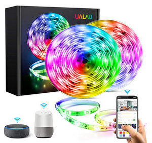 UALAU 10M Striscia LED Smart