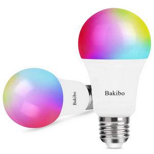 bakibo Lampadina Wifi Intelligente Led Smart