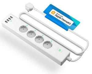 meross Ciabatta Intelligente Multipresa Wifi Smart