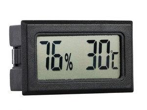 Thlevel 4PCS LCD Digitale Termometro Igrometro