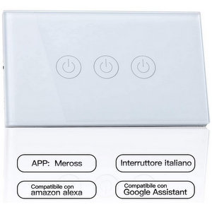 meross Wifi Smart Interruttore Parete