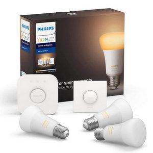Philips Lighting Hue White Ambiance Starter Kit